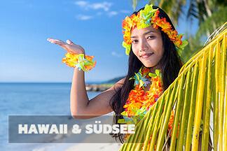 Südsee-Hawai