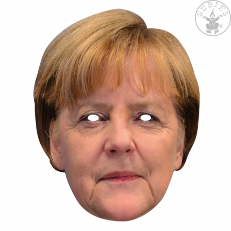 Angela Merkel Maske Angie Party Maske Politikerin