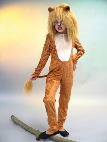Löwe Tierkostüm Kinder Karneval Fasching Kosüm Party