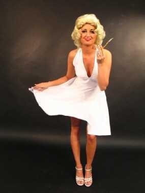 Starlet Kleid Marilyn 50er Damenkostüm Fasching Motto