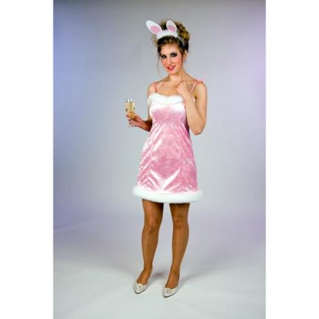 Sexy Bunny Häschenkostüm Damenkostüm Fasching Junggesel