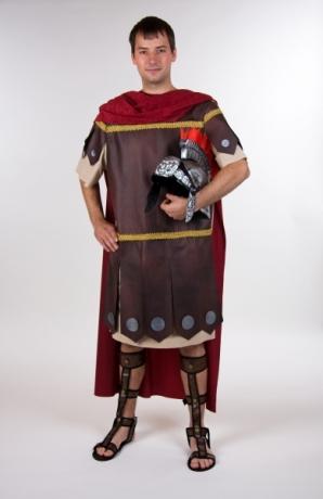 Römischer Heerführer Sankt Martin Römer Gladiator