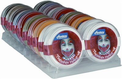 Theater Make up Fettschminke 25g Karneval Fasching Schminke