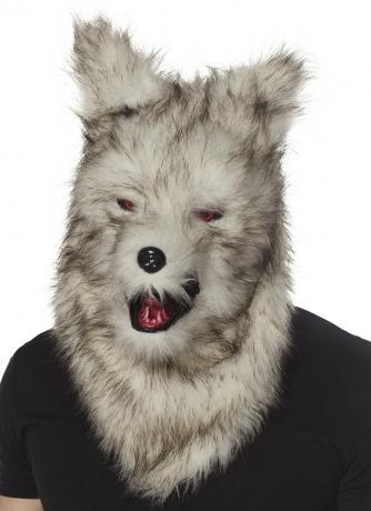 Wolf Wolfmaske Werwolf Werwolfmaske Top Ausehen, super Qualität