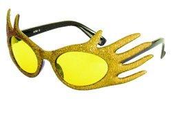 70er 80er Jahre Discobrille Karneval Fasching Kostüm
