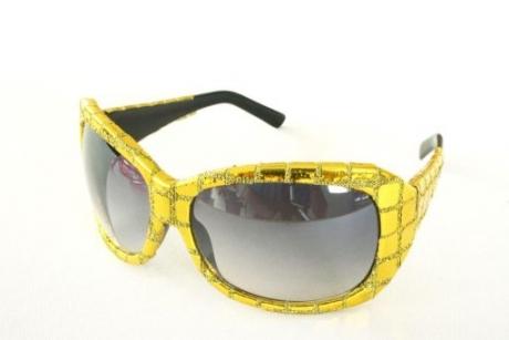 Disco Party Brille Glitter 70er 80er Jahre Schlagerfest