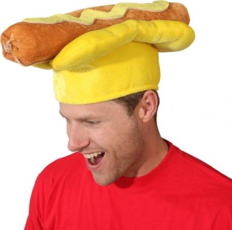 Hotdog Hotdoghut Fastfood Karneval Straßenkarneval