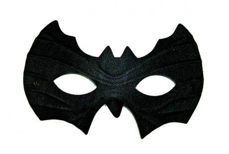 Maske Fledermaus Fasching Halloween Accessoires Zubehör Karneval