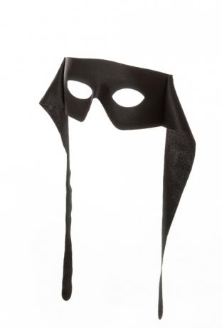 Maske Hero Faschingsmaske Maskenball Zubehör Accessoires Karneval