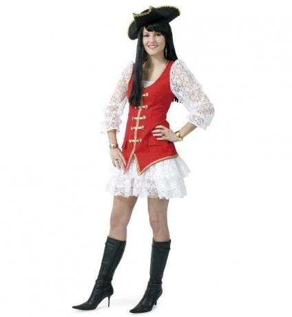 Piratin Becky Piratenkostüm Karneval Fasching Kostüm Party