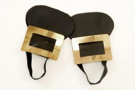 Alibaba-Schuhe Sultan Araber Orient Fasching Karneval Mottoparty