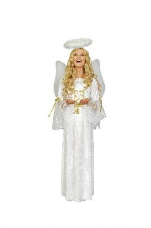 Engel Christkind Kinderkostüm Weihnachten Heiligabend Krippenspiel