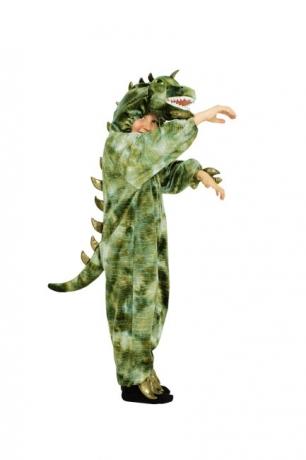 Overall Dino Kostüm Dinosaurier Kinderkostüm Verkleidung Kinderfaschin