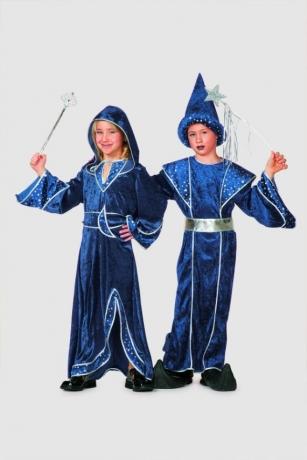 Zauberfee Mädchen Kinderfasching Karneval Kinderparty