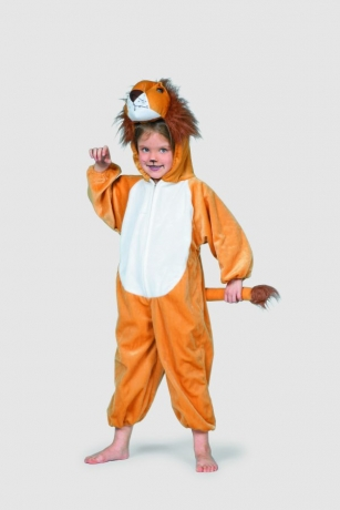 Löwe Kinderfasching Kinderkostüm Tierkostüm Karneval