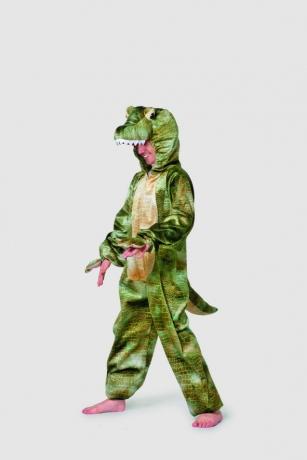 Krokodil Tierkostüm Herrenkostüm Fasching Karneval Mottoparty