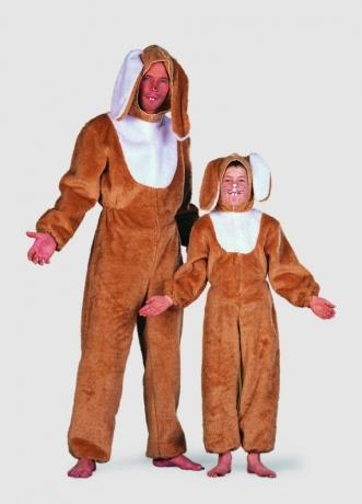 Hase Osterhase Kostüm Kinder Karneval Fasching Ostern