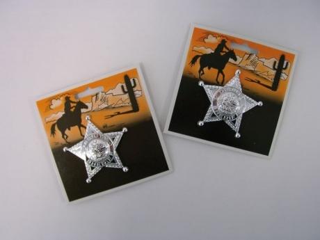 Sheriffstern auf Karte