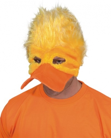 Ente Duck Mütze Karneval Fasching Kostüm Party