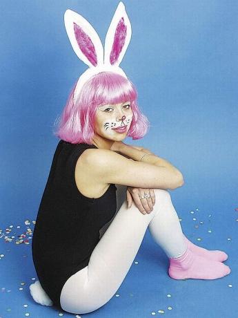Bunny Set Häschenset Ostern Junggesellinnenabschied Fasching Accessoir