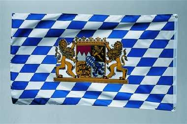 Bayern Oktoberfest Fahne Karneval Party