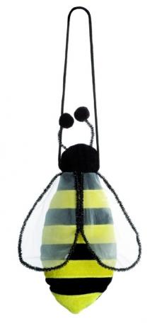 Tasche Biene Zubehör Faschingstasche Accessoires Kostümfest Karneval