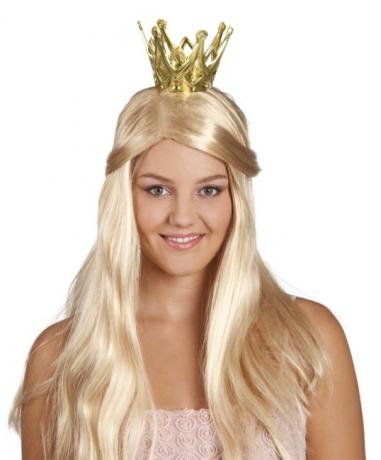 Krone Krönchen Karneval Fasching Kostüm Party