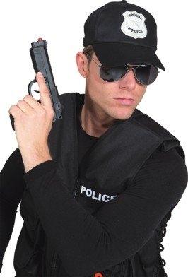 Basecap Police Mütze Polizei Polizeimütze Kopfbedeckung Polizist