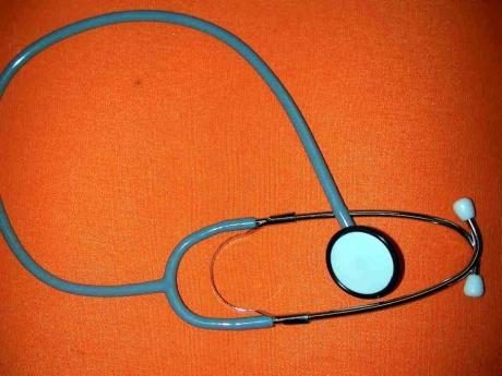 Stethoskop Arzt Krankenschwester Chirurg funktionsfähig
