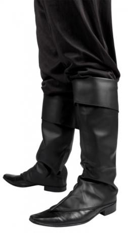 Stiefelgamaschen Stiefelstulpen Nikolaus Weihnachtsmann
