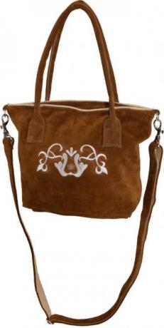 Trachtentasche aus Leder Trachtenmode Oktoberfest