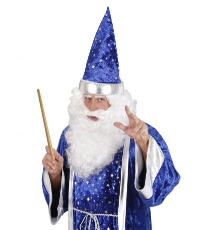 Zauberstab Zauberer Magier Hexe Hexer mit Licht und Sound