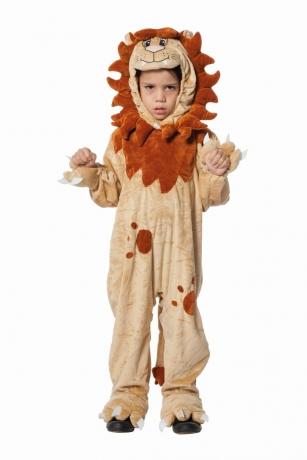 Löwe Löwenkinderkostüm Löwenkostüm