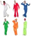 Partymann Anzug Disco Fever Saturday Night Kostüm auch Übergrößen