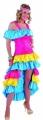 Brasil Kleid Brasilianerin Faschingskostüm Karneval Mottoparty Kostüm