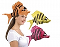 Fisch Fischhut Südsee Karneval Fasching Kostüm Party