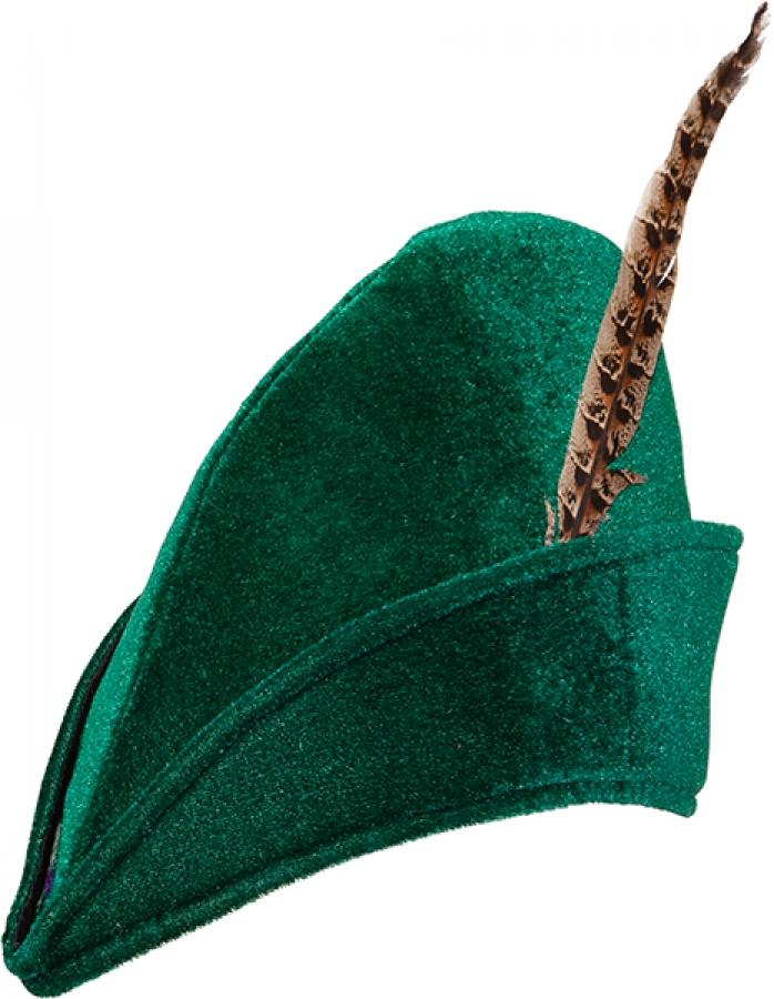 Robin Hood Hut Mit Feder Jager Jagerhut Feder Mittelalter Marchen