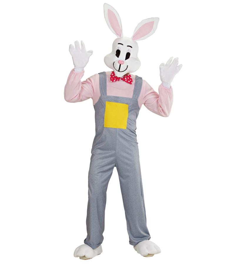 Wählen Sie für offizielle Steckdose online schnell verkaufend Osterhasen Hasenkostüm Rabbit Bunny Kostüm Hände Füße Maske Erwachsene