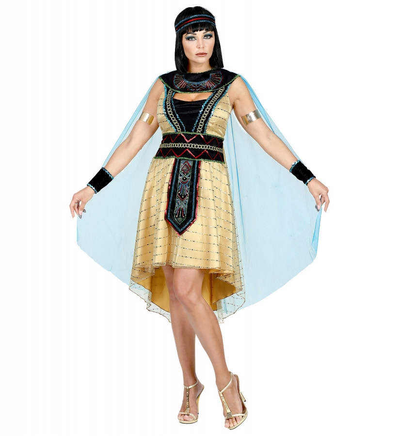 Cleopatra Kleopatra Kostum De Luxe Orient Agypterin