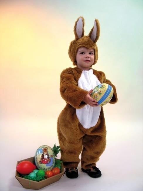 Hase Haschen Kostum Kinder Karneval Fasching Ostern