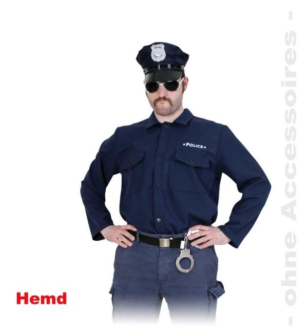 Fasching Polizei