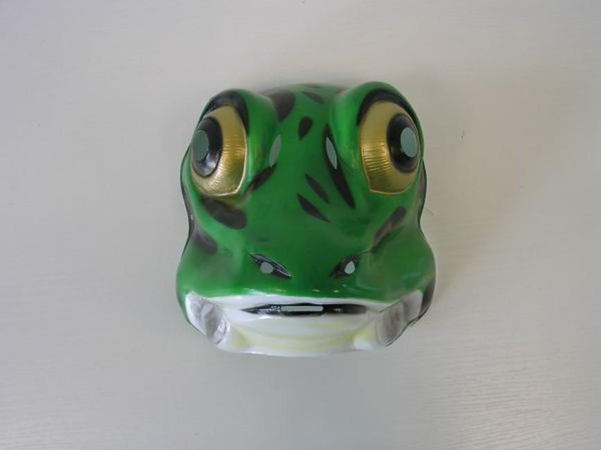 frosch maske erwachsene karneval fasching kost m party. Black Bedroom Furniture Sets. Home Design Ideas
