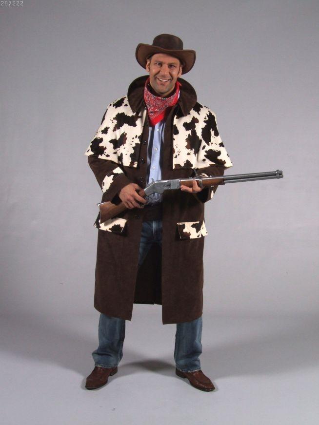 Cowboy Cowboymantel Western Karneval Fasching Kostum