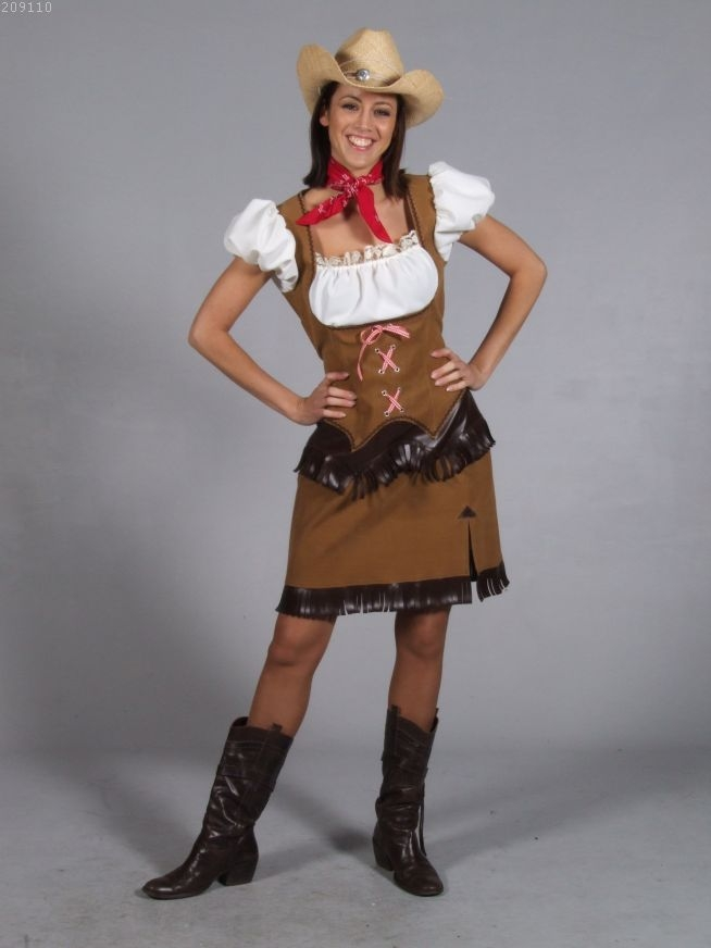 cowgirl kleidung