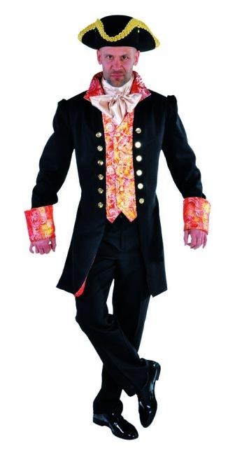 marquis mantel herren kost mfest faschingsparty rokoko barock karneval. Black Bedroom Furniture Sets. Home Design Ideas