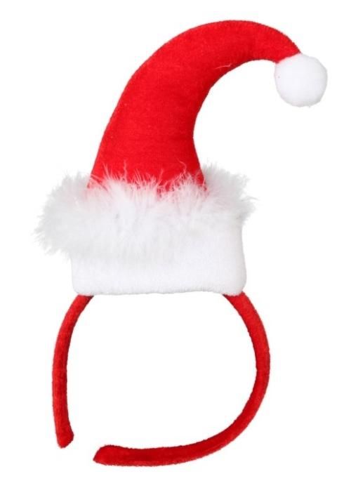 haarreif miss santa weihnachten nikolaus accessoires. Black Bedroom Furniture Sets. Home Design Ideas