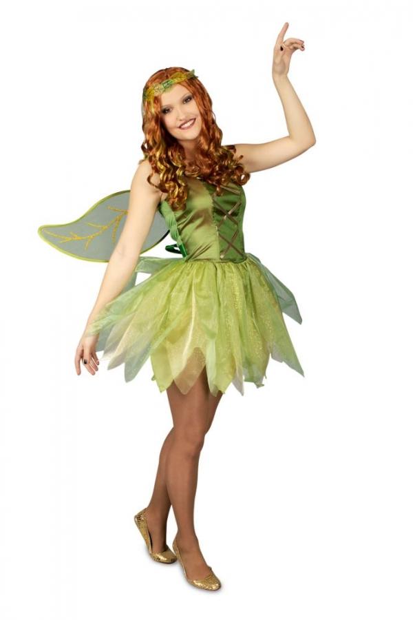 Elfe Wiesenfee Fabelwesen Schmetterling Fee Kostum Damen