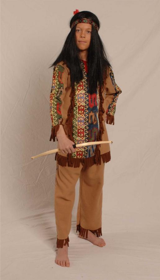 Indianer Kinder Kostum Karneval Fasching Kostum Party