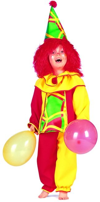 Clown Kostum Baby Kinder Karneval Fasching Party