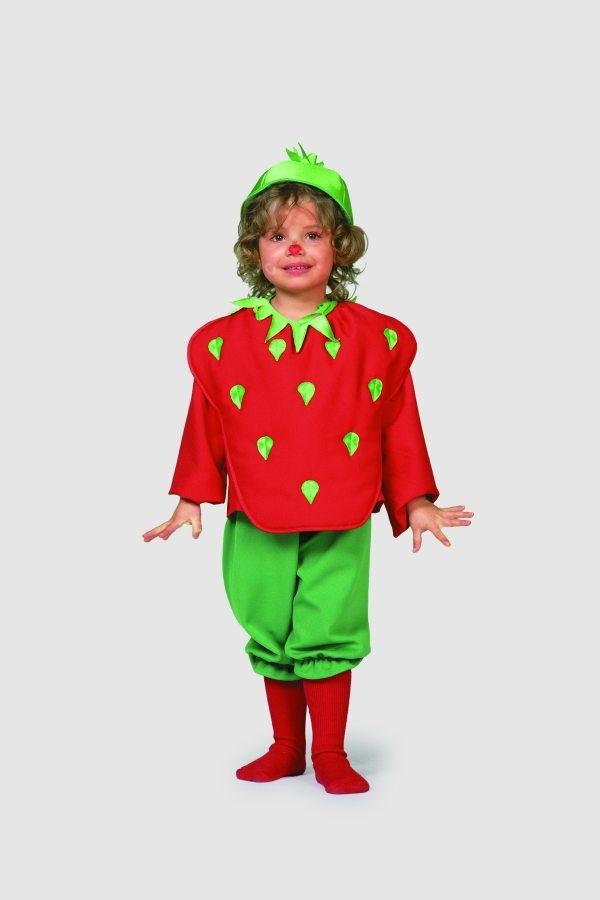 erdbeere babykost m kinderkost m kinderfasching karneval